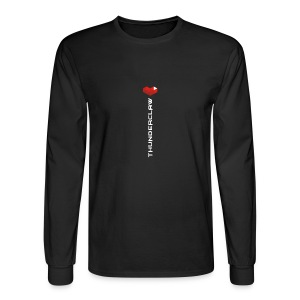 ThunderClaw YouTube Gaming - Men's Long Sleeve T-Shirt