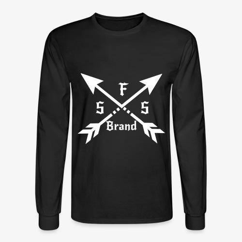 SFS Co. Logo - Men's Long Sleeve T-Shirt