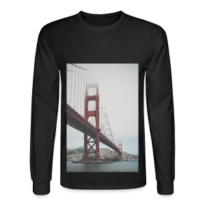 Golden Gate Bridge - Men's Long Sleeve T-Shirt
