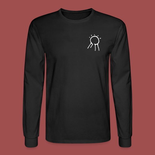 Crier Mark - Men's Long Sleeve T-Shirt