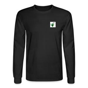 mr. snuggle - Men's Long Sleeve T-Shirt