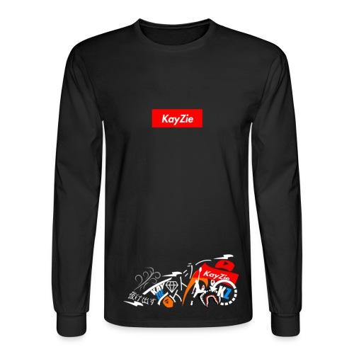 'Supreme KayZie' - Men's Long Sleeve T-Shirt