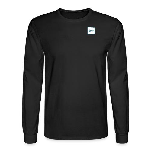 JRV logo - Men's Long Sleeve T-Shirt