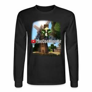 Main Apparel and accessories - Men's Long Sleeve T-Shirt