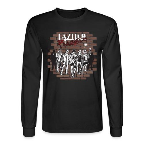 East Row Rabble - Men's Long Sleeve T-Shirt