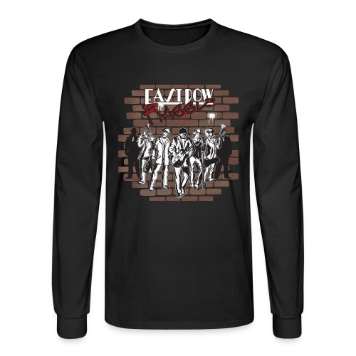 East Row Rabble - Men's Long Sleeve T-Shirt