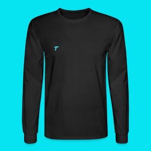 Issa Trashley Logo Design 1 - Men's Long Sleeve T-Shirt