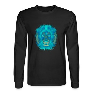 Blue Line - Men's Long Sleeve T-Shirt