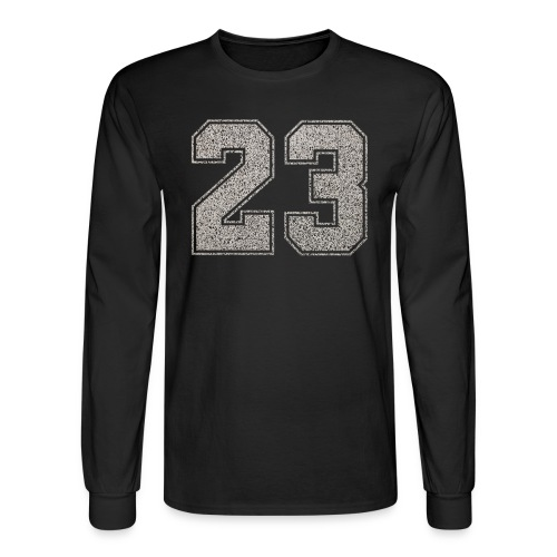 Jordan Cement 10 4 3 - Men's Long Sleeve T-Shirt