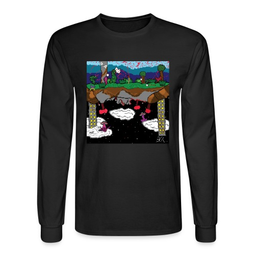 something cool - Men's Long Sleeve T-Shirt