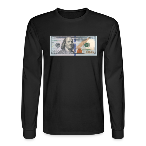 BENJI - Men's Long Sleeve T-Shirt