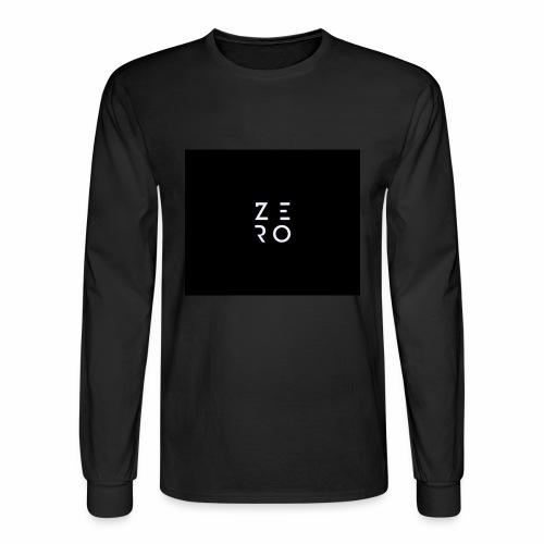 ZERO Type 1's - Men's Long Sleeve T-Shirt