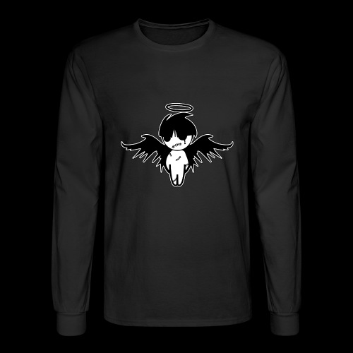 Emo Angel - Men's Long Sleeve T-Shirt