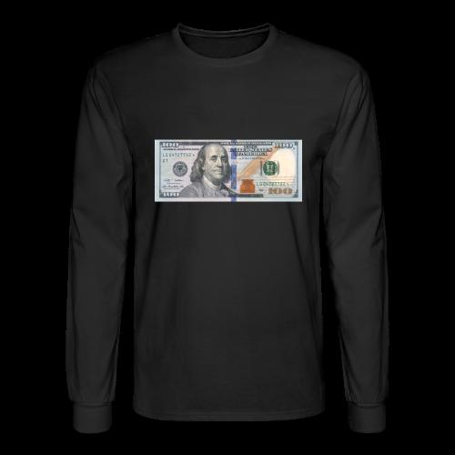 BENJI - Men's Long Sleeve T-Shirt
