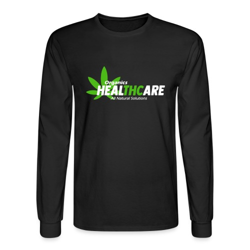 THC Healthcare 420 T-Shirt - Men's Long Sleeve T-Shirt