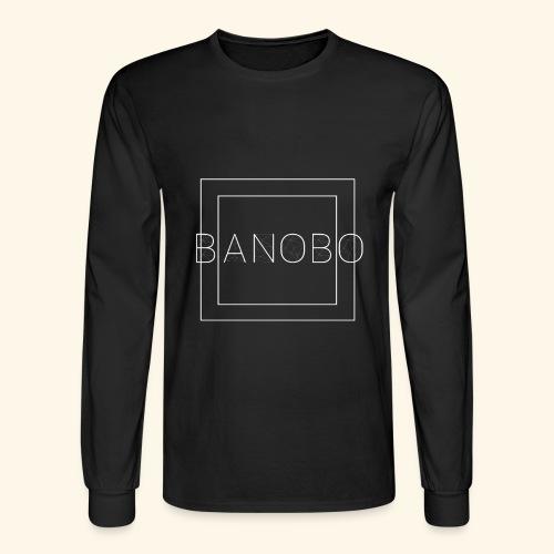Banobo Logo - Men's Long Sleeve T-Shirt