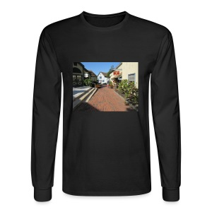 Historic Village - Men's Long Sleeve T-Shirt
