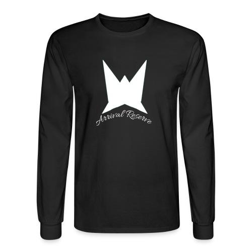 Arrival Reserve logo - Men's Long Sleeve T-Shirt