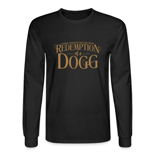 Redemption of a dogg - Men's Long Sleeve T-Shirt