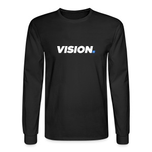 Vision Hoodie - Men's Long Sleeve T-Shirt