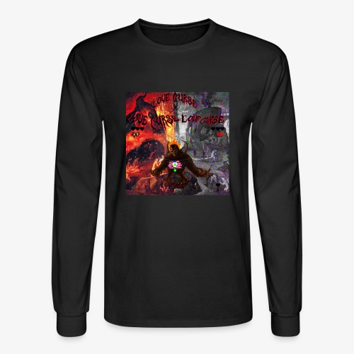 Love Curse Summer Collection - Men's Long Sleeve T-Shirt