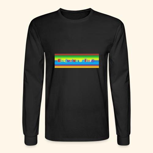 Exclusive Ballers - Men's Long Sleeve T-Shirt