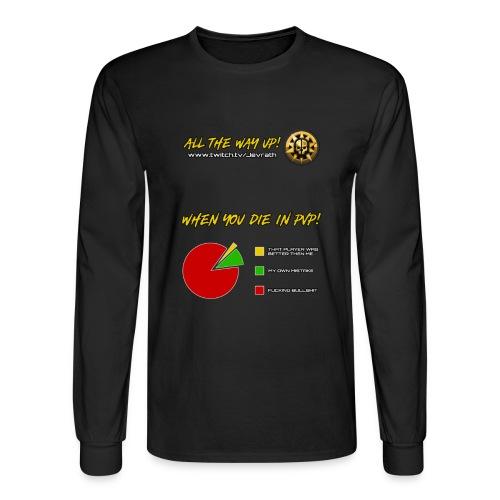 PvP - Men's Long Sleeve T-Shirt