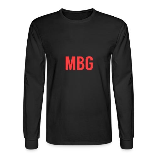 Fire case - Men's Long Sleeve T-Shirt