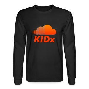 SOUNDCLOUD RAPPER KIDx - Men's Long Sleeve T-Shirt