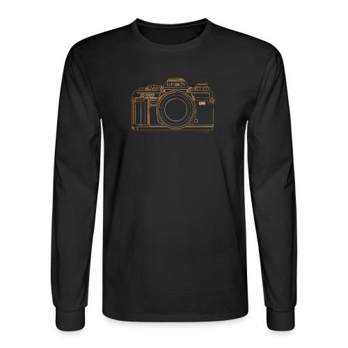 GAS - Minolta x700 - Men's Long Sleeve T-Shirt