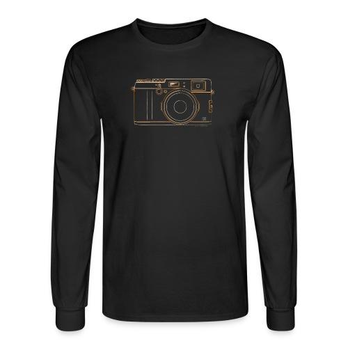 GAS - Fuji x100T - Men's Long Sleeve T-Shirt