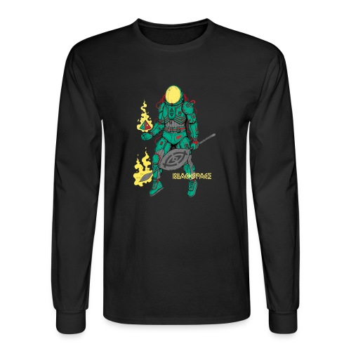 Afronaut - Men's Long Sleeve T-Shirt