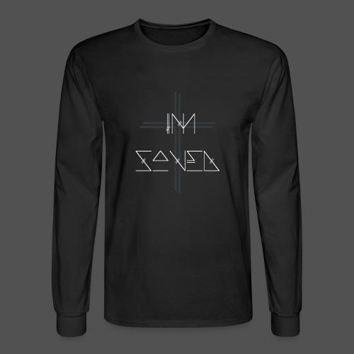 I'm Saved - Men's Long Sleeve T-Shirt
