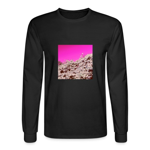 Late Enough EP Cover - Men's Long Sleeve T-Shirt