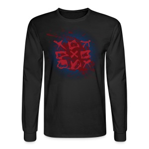 Tic Tac Toe - Men's Long Sleeve T-Shirt