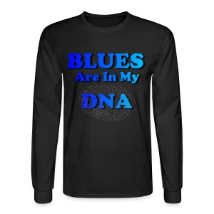 Blues DNA - Men's Long Sleeve T-Shirt