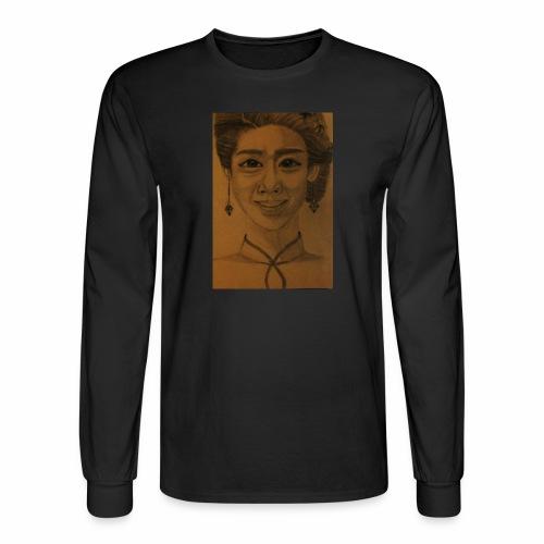 Drew it! - Men's Long Sleeve T-Shirt