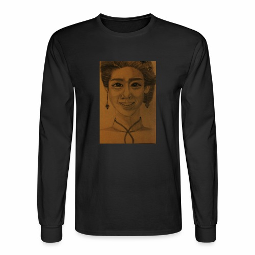 Drew it! - Men's Long Sleeve T-Shirt