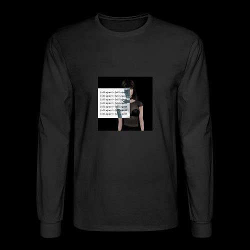 fall apart - Men's Long Sleeve T-Shirt