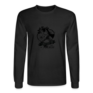 A SMILE is the prettiest thing-Ran Mori - Men's Long Sleeve T-Shirt