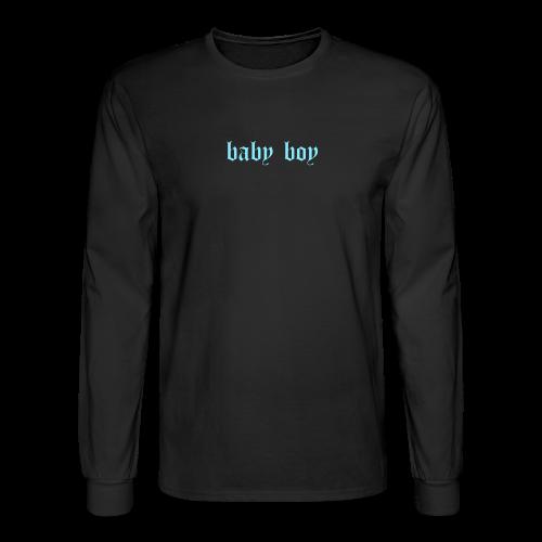 baby boy - Men's Long Sleeve T-Shirt