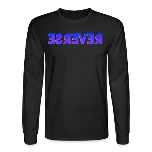 Reverse Clothing Brand - Men's Long Sleeve T-Shirt