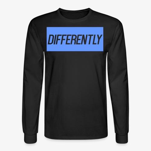 Differently Large Bogo - Men's Long Sleeve T-Shirt