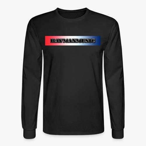Rayman Exclusive Banner - Men's Long Sleeve T-Shirt