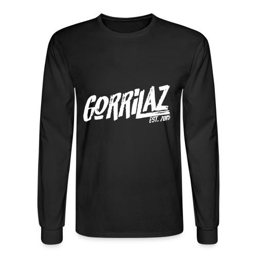 Gorrilaz - Men's Long Sleeve T-Shirt