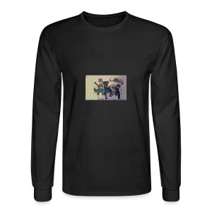 Nep and Friends - Men's Long Sleeve T-Shirt