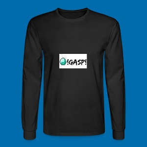 Diamond Gasp! - Men's Long Sleeve T-Shirt