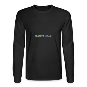 Kanye Hall - Men's Long Sleeve T-Shirt