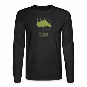 Tree Reading Swag - Men's Long Sleeve T-Shirt