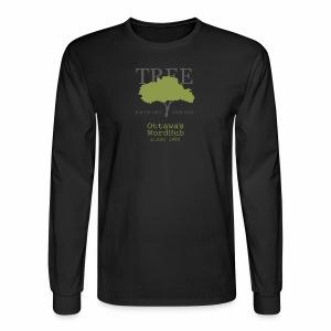 Tree Reading Swag - Men's Long Sleeve T-Shirt